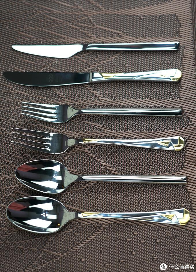 优雅的吃牛排,怎能没有好刀叉?高品质西餐具,买德国产,还是意大利?