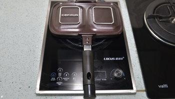 赛普瑞斯 双子星双面煎锅使用总结(预热|锅底)