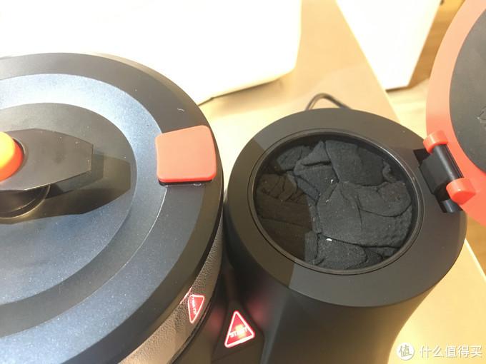 高颜值懒人神器实测—笑脸科技内裤洗护机&洗袜机