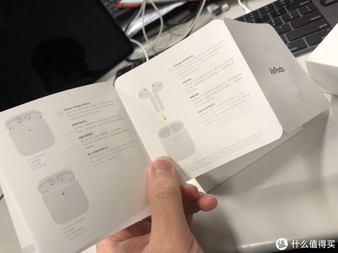 ▲ 无线版的快速指南,LED指示灯放在盒外了。
