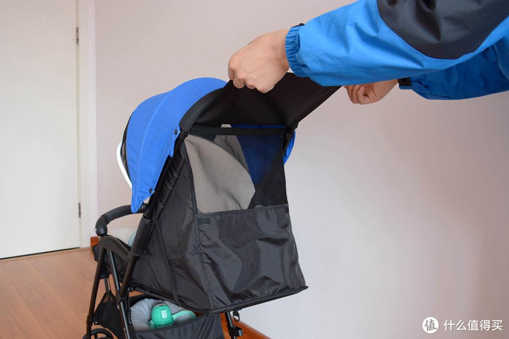 """""""米粉节""""新品MIBABE婴儿推车,超轻单手折叠可坐可躺"""