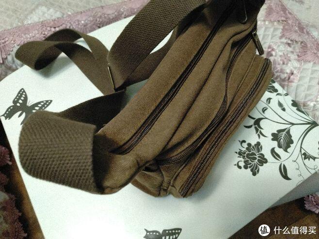 一个穷屌丝的帆布包