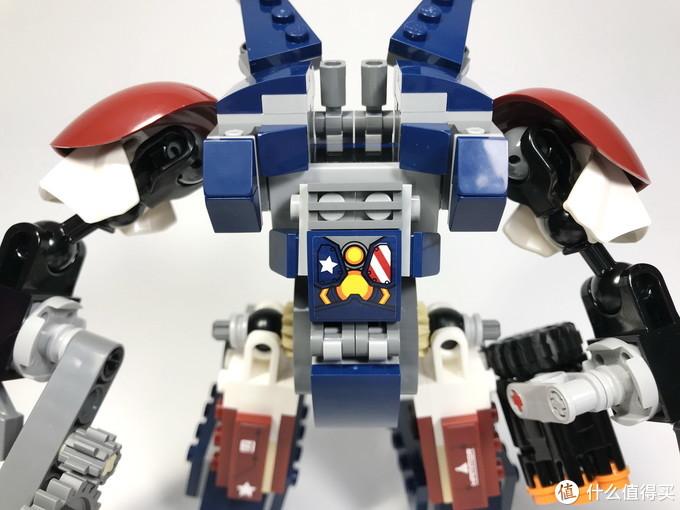 美亚入乐高:乐高 漫威超级英雄系列 76077 钢铁侠:底特律钢铁铠甲攻击