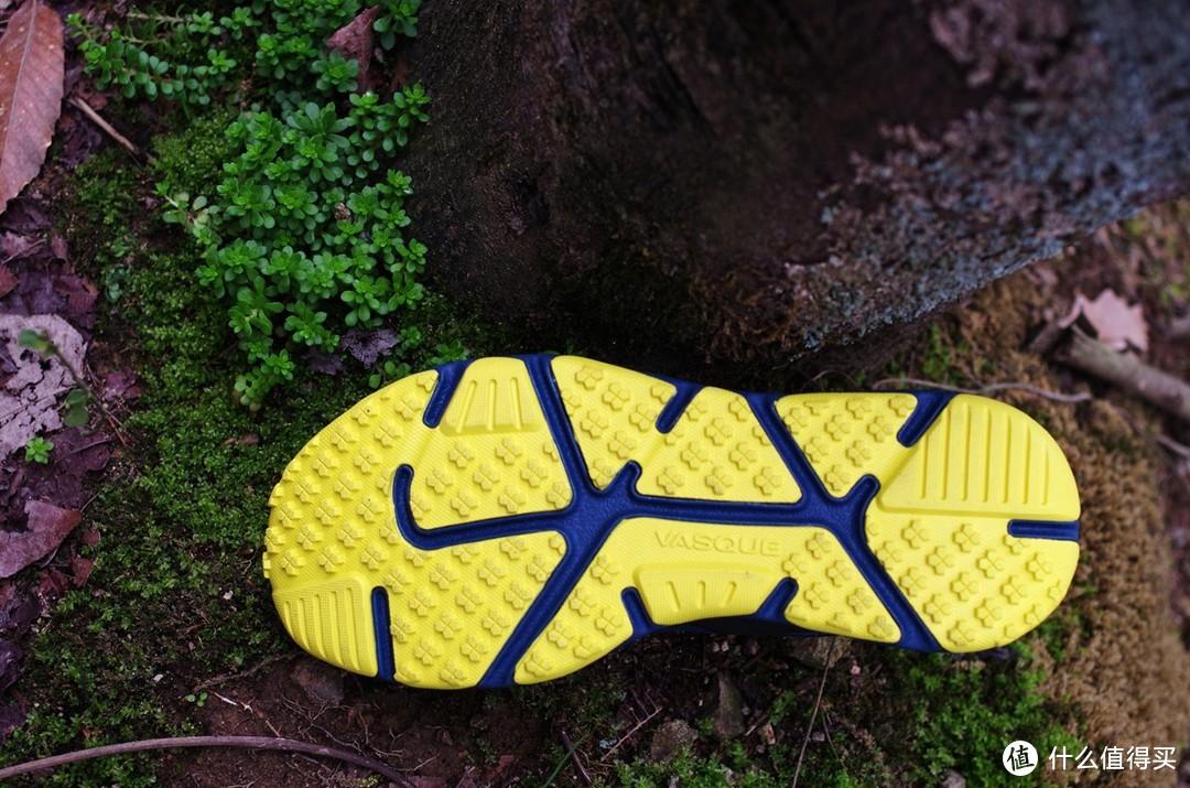 如履平地的快感,Vasque威斯 耐力II越野跑步鞋