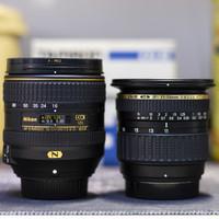 腾龙SP 11 18 mm F4.5~5.6 镜头购买理由(光圈|镀膜|系统)