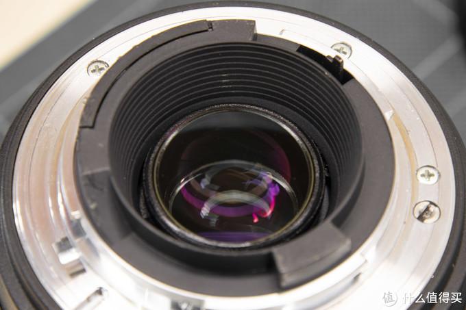 后玉紫色镀膜