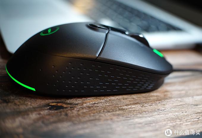 精细所向披靡,米物游戏鼠标700G评测