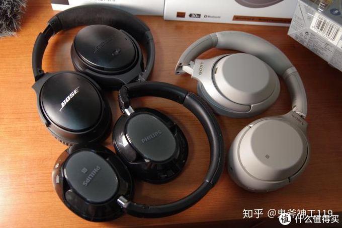 BOSE QC35 II VS 索尼WH1000XM3主动降噪耳机对比评测