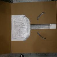 松下 DL-5230CWS 智能马桶盖外观展示(上水管 安装板 滤网 出水口 角阀)