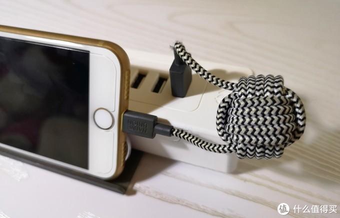 ON HOU1323手机支架USB插线板开箱&多款插线板横评
