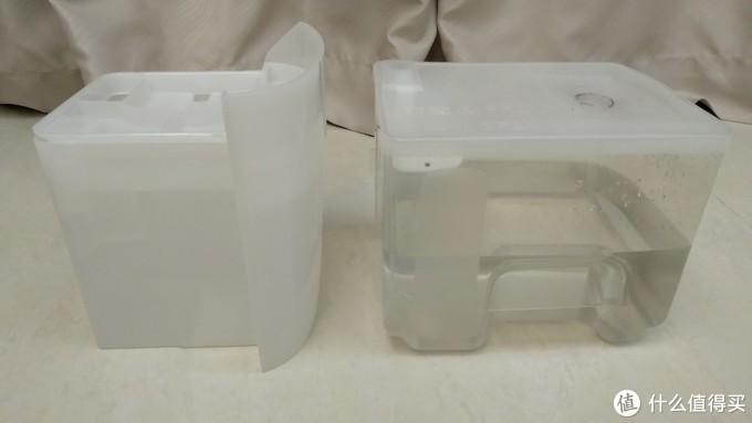 左边NWT满了,右边三菱才半箱