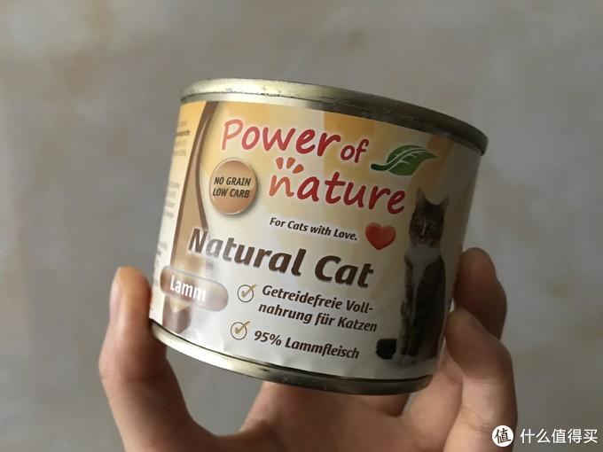 natural cat是系列的名字,这个系列也是国内比较能买到的