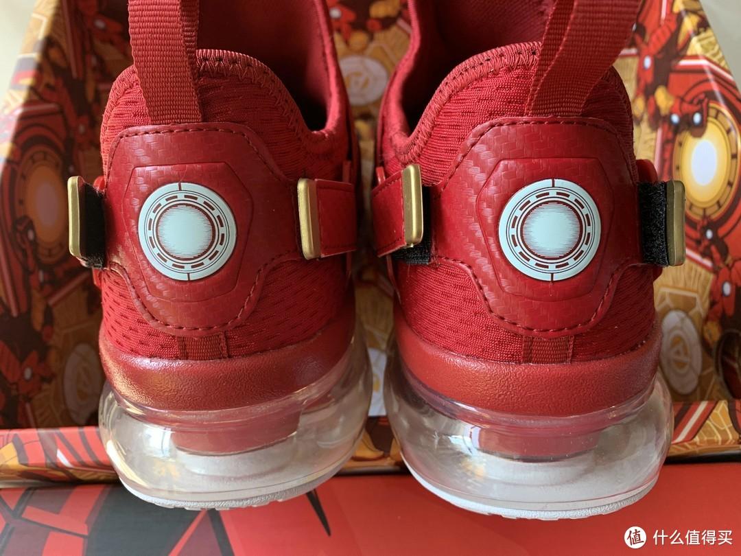 比美队硬的钢铁侠—ANTA 安踏 SEEED系列 漫威纪念版运动鞋