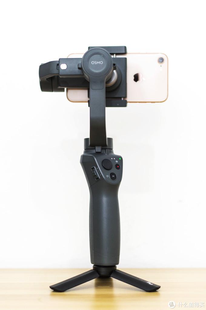 6块9飞宇手机稳定支架的正确使用姿势,这个白菜————值