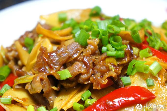 牛肉如何炒,好吃又嫩滑?对新手超级友好的:笋片小炒嫩牛肉