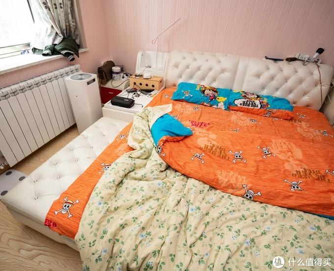 晚上想怎么折腾就怎么折腾:芝华士Sleep Max独袋弹簧乳胶床垫D022体验
