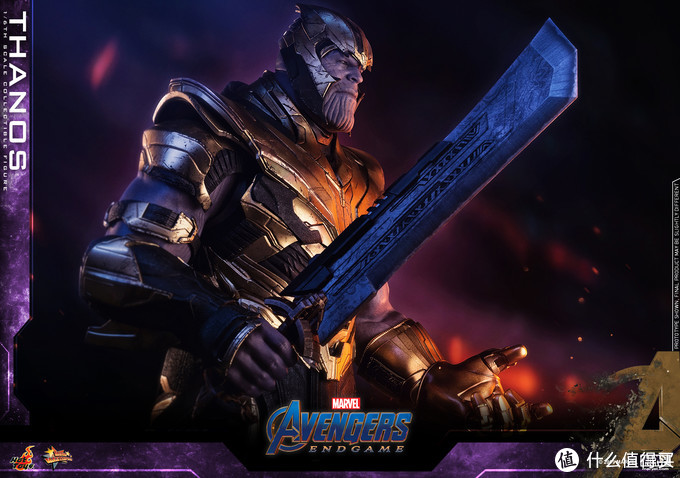 玩模总动员:Hottoys《复仇者联盟4》钢铁侠、灭霸开订