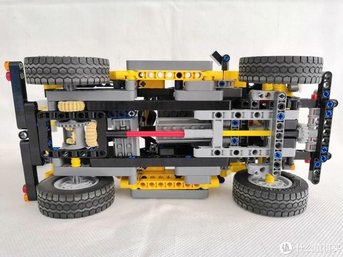 LEGO 乐高2018科技系列 42079B模式 道路救援车 拼搭及遥控改装