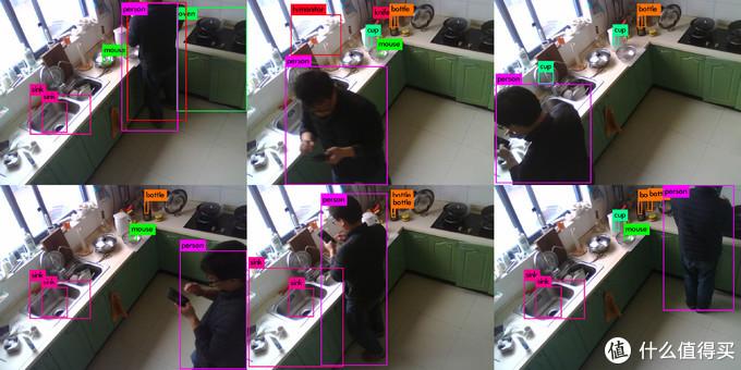 45元的WIFI摄像头应用之YOLO人体识别