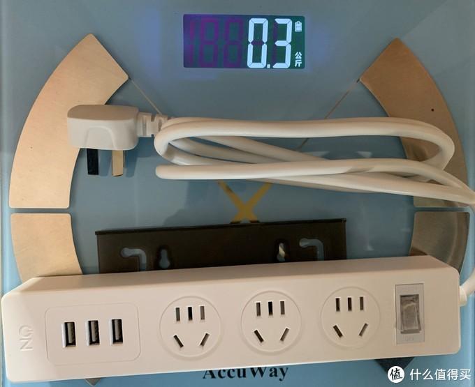 【轻众测】ON HOU1323 手机支架USB插座好看又能打?堪比小米插座?