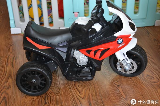 买奶粉积分兑换:年轻人的第一台宝马摩托车