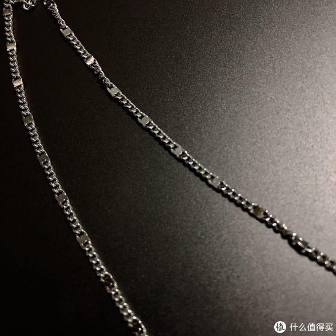 施华洛世奇SWAROVSKI水晶吊坠项链锁骨链1800045开箱测评