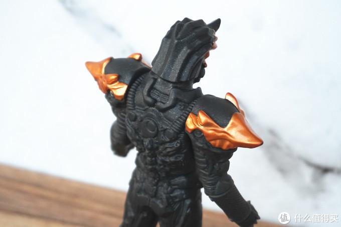 伽古拉,释放你心中的黑暗—BANDAI万代奥特曼系列软胶人偶开箱晒物