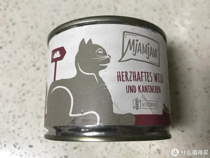 这个口味俗称鹿兔蓝莓,但其实严格来说是野味兔肉,herzhaftes wild und kaninchen意思是营养丰富的野味和兔