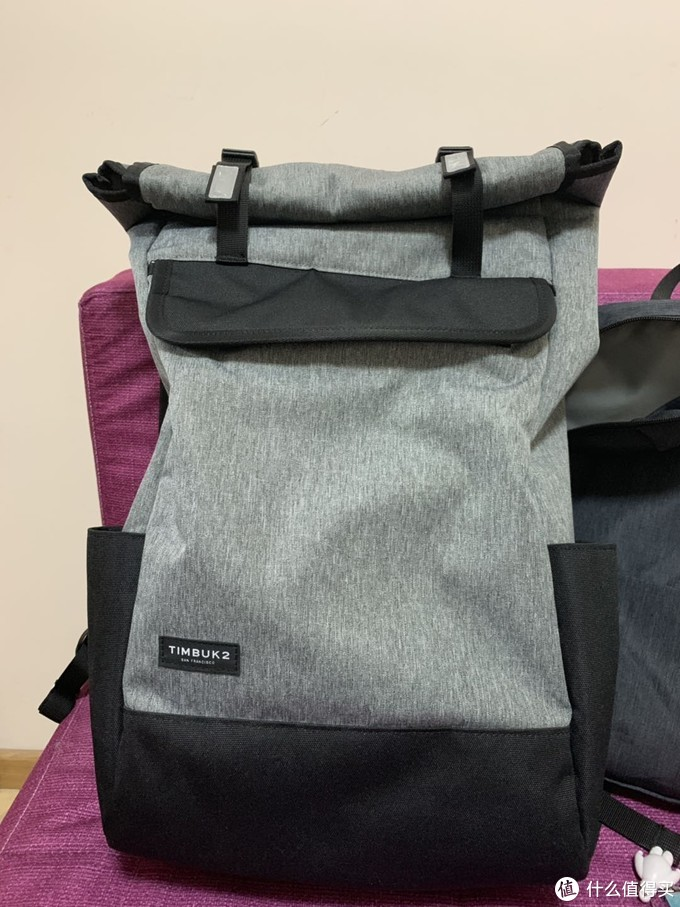 TIMBUK2 -- 没有仔细研究过这个品牌,只是单纯觉得这个包好看,且容量大,就买了