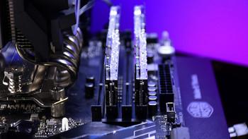 芝奇 Trident Z Royal 皇家戟 DDR4 台式机内存使用总结(高度|镜面|设计|频率)