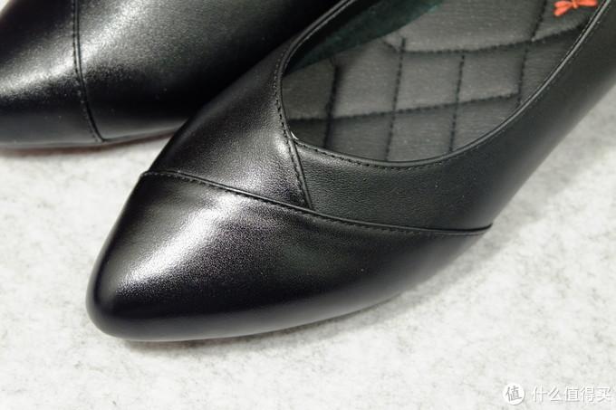 老婆的三双鞋子:每双不足百元的红蜻蜓中跟女鞋
