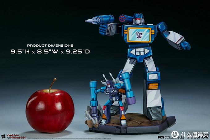 塞伯坦之家:G1动画配色声波&《变5》电影漂移雕像公开