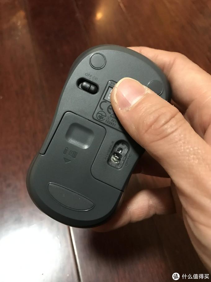 99块买的罗技MK275无线键鼠套装
