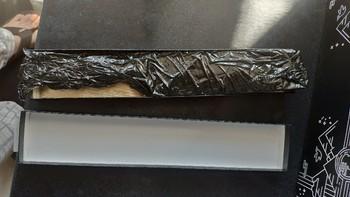 藤次郎F517粉末钢三德刀使用简评(花纹|锋利度|价格|性价比)