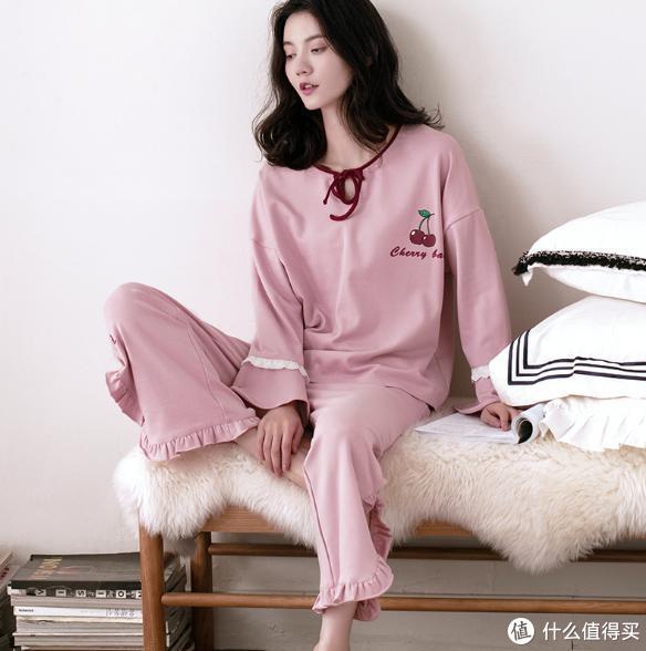 19年夏日必备慵懒睡衣,舒适不乏时尚!