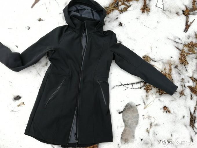 凯乐石19年新款软壳风衣