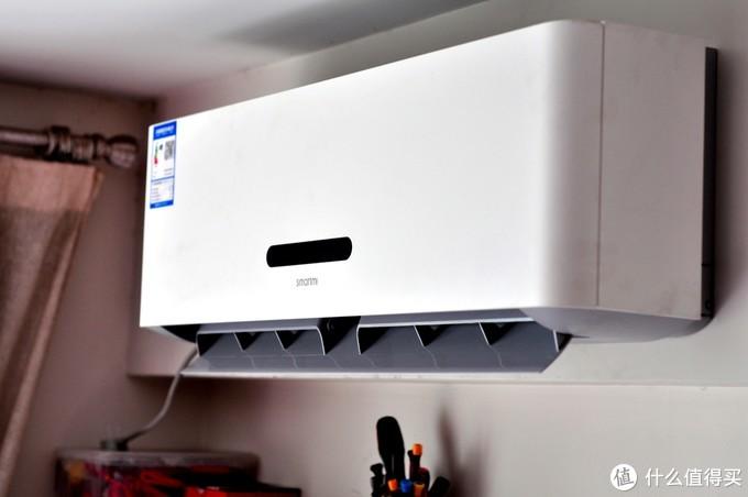 为了那么一点难以忍受的噪音,老空调升级智米变频空调2使用体验