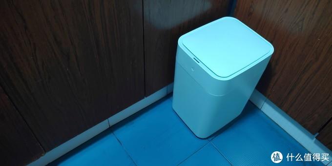 一个可以放床边的垃圾桶! 拓牛智能垃圾桶入手记