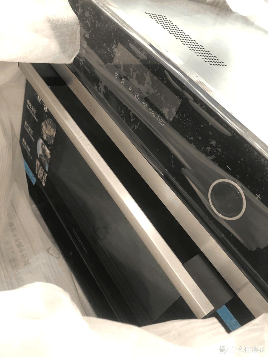 西门子2019新品微蒸烤一体机开箱实测