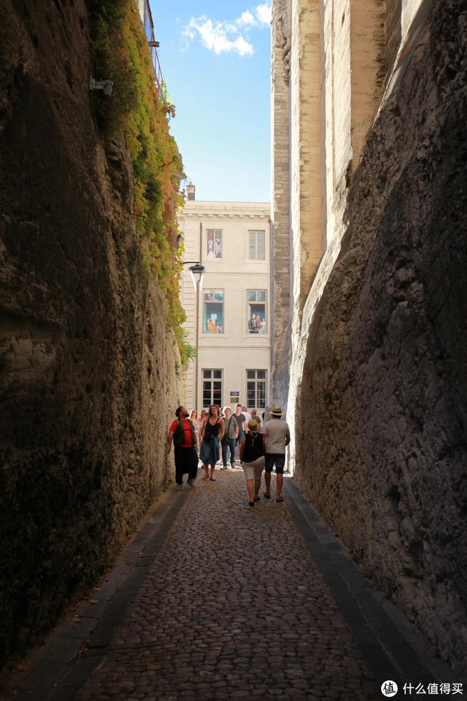 阿维尼翁:教皇宫与米其林摘星之旅