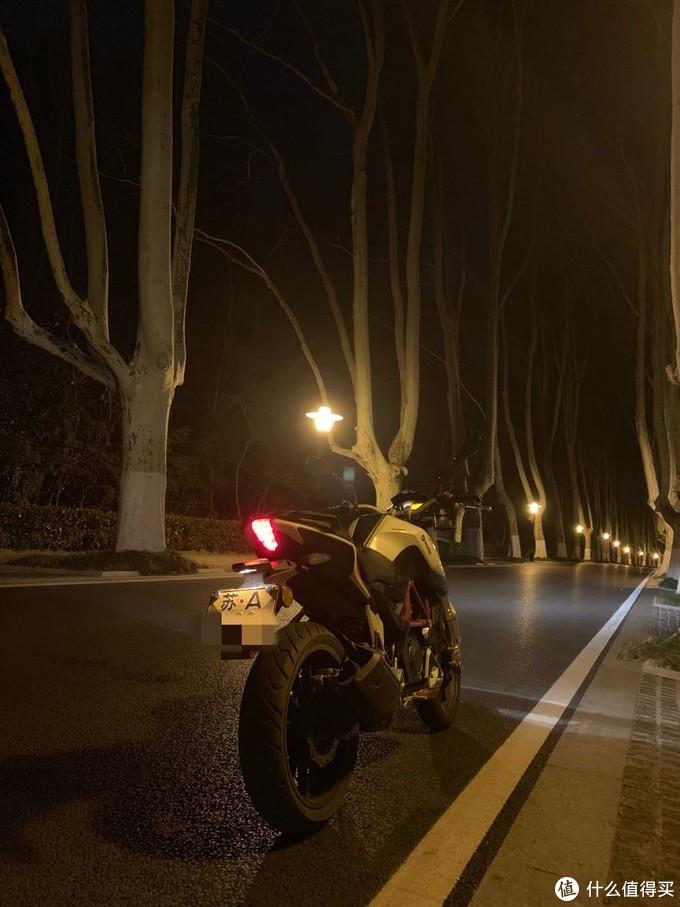 我在南京骑摩托:说一说我这辆三手的TNT250-15A