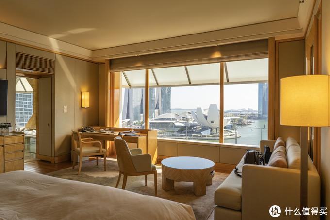 新加坡丽思卡尔顿 (The Ritz-Carlton, Millenia Singapore)体验分享