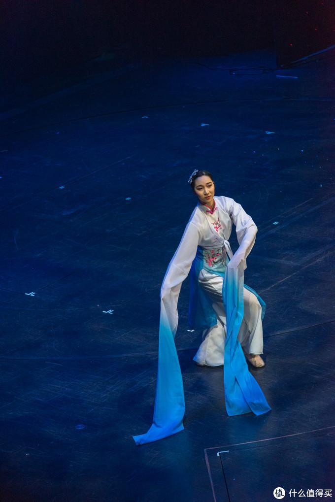 中华style水袖