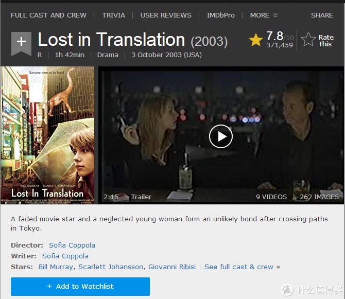 """并不是只有""""黑寡妇"""",性感女神斯嘉丽·约翰逊电影推荐"""