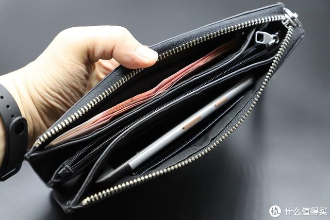 钱包还值得买?亲自体验介绍男士钱包分类(阿玛尼横版折叠钱包晒单)