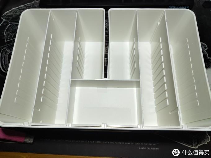 清明假期从整理书桌开始——issort收纳盒开箱简评