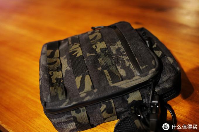 战术你的生活-YH GEAR猎豹单肩战术挎包