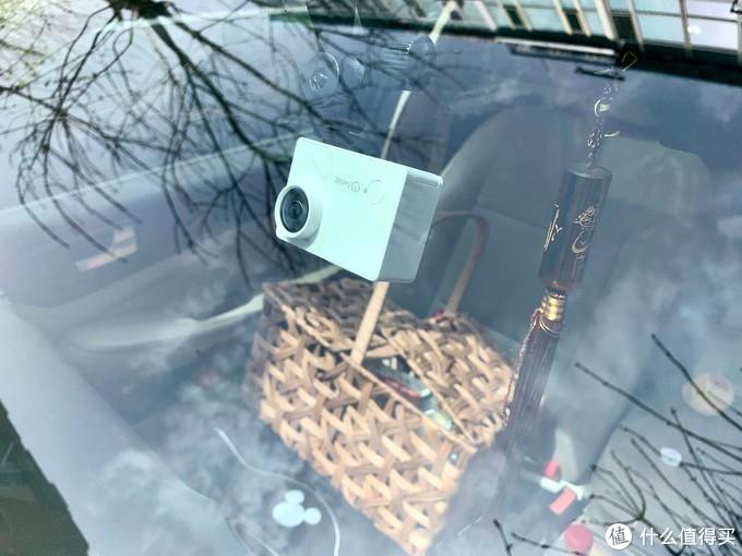 4K30帧+6轴防抖 海鸟4K运动相机体验山道飙车