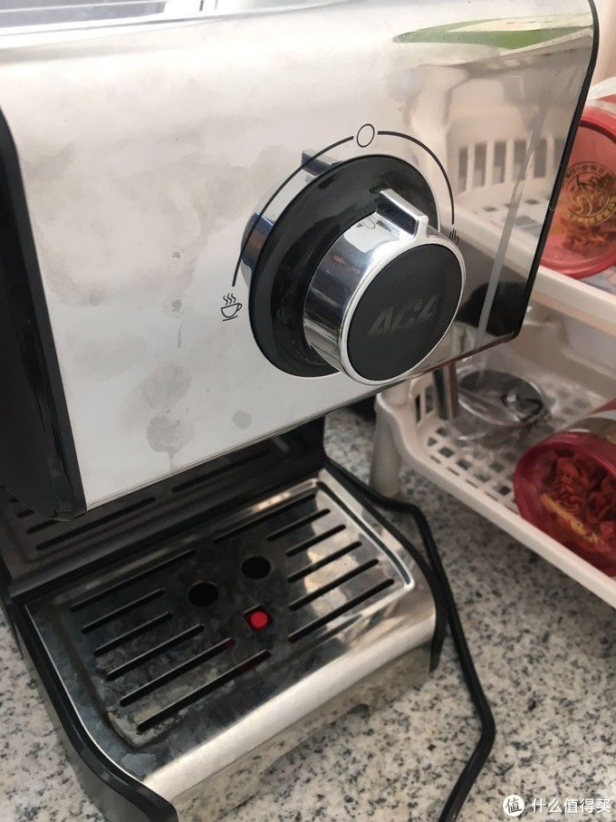 乞丐版咖啡机预热