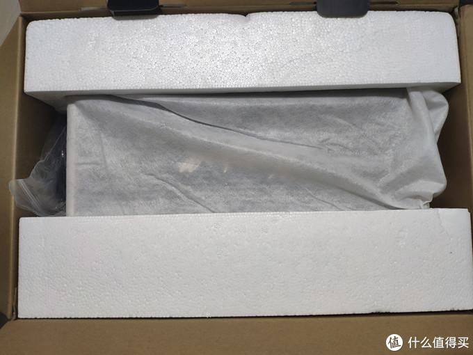 打开箱子就是这个样了